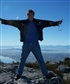 on top of the world  ( Table Mountain )  S Africa