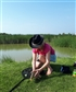 I love fishing its one of my hobbies