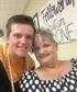 My grandson Wesley and myself