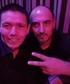 With my friend Usuf