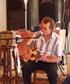 Singing and playing my ukulele