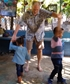 Dancing with kids