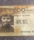Always interested in nature my Copenhagen ZOO card 1972