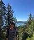 At Lake Tahoe