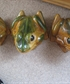 Claytan Frog Family