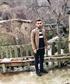 Kordistan mountain and village