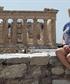 Last tourist in Athens 2020