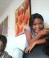 these are three of my kids enjoyin a laugh at home