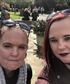 Myself and a friend enjoying the nice weather in St Stephens green park