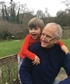 2018 with grandson