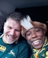 Springboks 2019 World Cup Winners Brass Fox