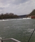 Boating on the Kentucky River Lock 9