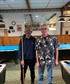 Me qualifying for Bar pool Championship in Brandon 2019 Brandon Legion