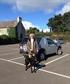 Road trip with my dog Echo