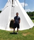 At the Quapaw Reservation