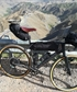 Solo bike packing in The High Atlas just before lockdowns started My bike is far better looking than me