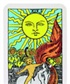 This is the fools companion card in that it signifies clarity and a new start