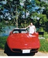 me and my Corvette Stingray summer 2020
