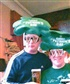 Paddys Day London its not long after this that the black out starts