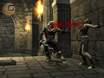 Legacy of Kain:Defiance