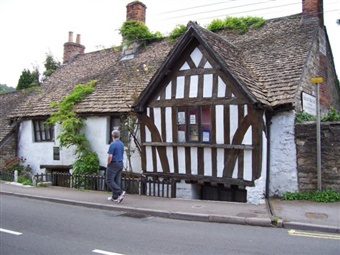 Ancient Ram Inn, Gloucestershire, England