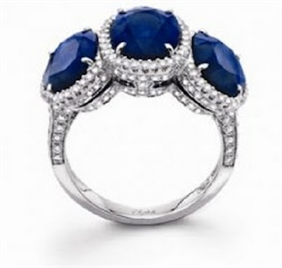 House of Taylor's Blue Sapphire – $49,500