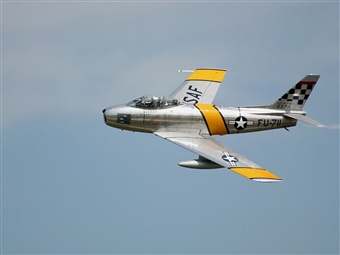 The North American F-86 'Sabre'