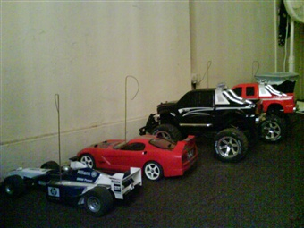 Racing R/C Cars