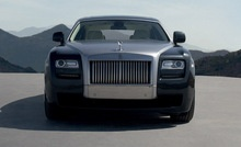 The Rolls-Royce 'Ghost'