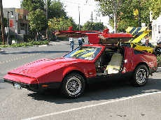 The Bricklin 'SV-1'