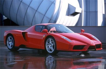 The Ferrari 'Enzo'