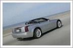 The Cadillac 'XLR'