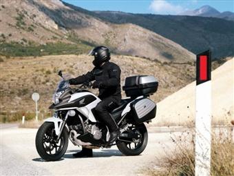 Honda NC700X-2012