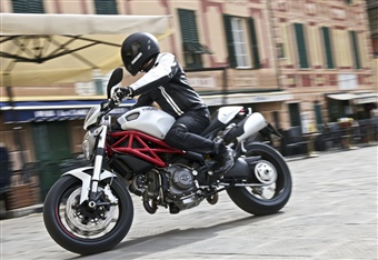 Ducati Monster 696 Anniversary-2013