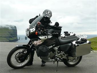 Legend of DAKAR-Honda africa twin.-1995