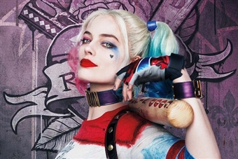DC Comics' Harley Quinn