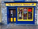 Cooleys Pub in Clare Ireland